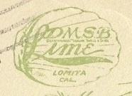 shell on logo  of Torrance Lime & Fertiliser Company