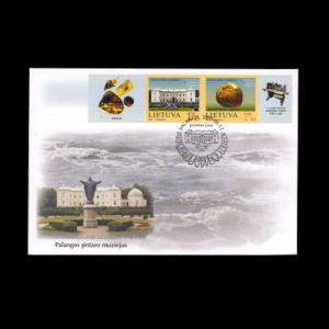 FDC of LITHUANIA_2009_fdc