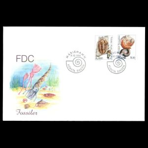 FDC of aland_1996_fdc