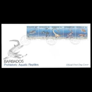 FDC of barbados_1993