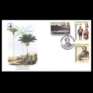 FDC of bolivia_2002_fdc