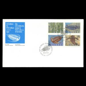 FDC of canada_1990_fdc