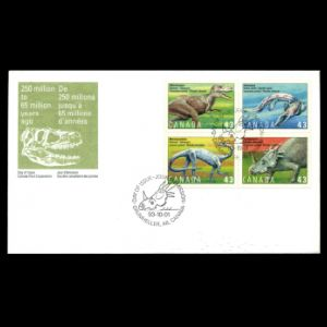 FDC of canada_1993_fdc