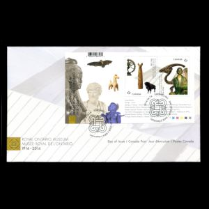 FDC of canada_2014_fdc