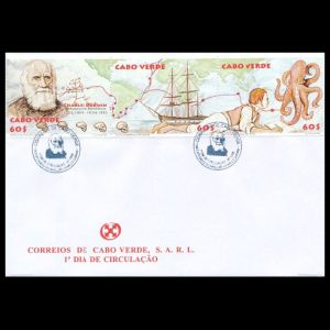 FDC of cape_verde_2009_fdc