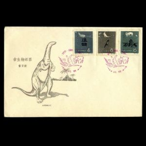FDC of china_1958_fdc