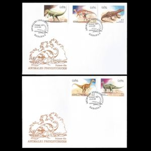 FDC of cuba_1999_fdc