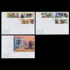 FDC of cuba_2002_fdc