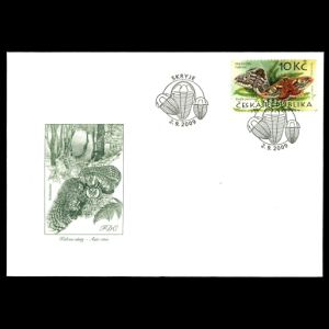 FDC of czech_2009_fdc
