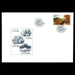 FDC of czech_2016_fdc