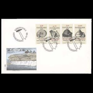 FDC of denmark_1998_fdc