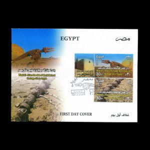 FDC of egypt_2008_fdc