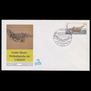 FDC of germany_1998_fdc2