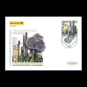 FDC of germany_2003_fdc