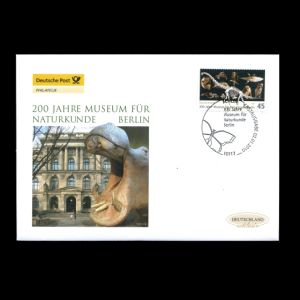 FDC of germany_2010_fdc