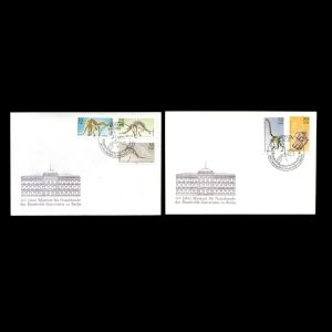 FDC of germany_ddr_1990