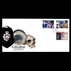 FDC of gibraltar_2005_fdc