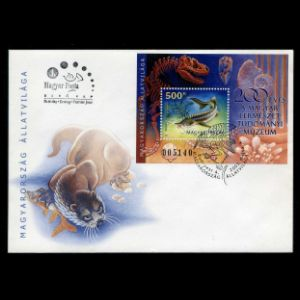 FDC of hungary_2002