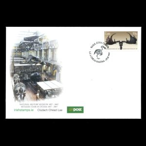 FDC of ireland_2007_fdc