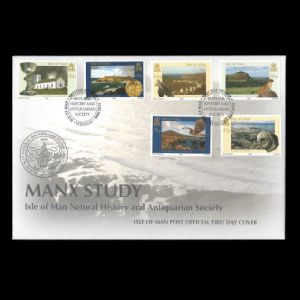 FDC of isle_of_man_2006_fdc