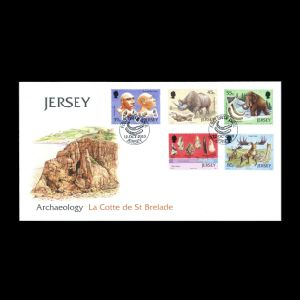 FDC of jersey_2010_fdc