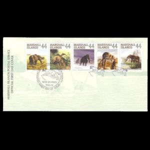 FDC of marshall_islands_2009