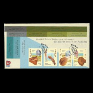 FDC of namibia_2008