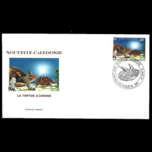 FDC of new_caledonia_1997_fdc