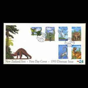 FDC of new_zealand_1993