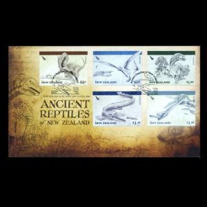 FDC of new_zealand_2010
