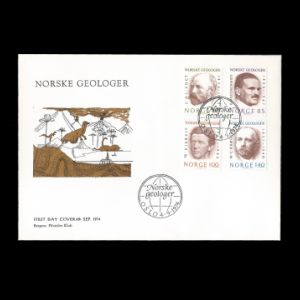 FDC of norway_1974_fdc_private