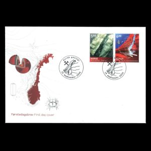 FDC of norway_2005_fdc