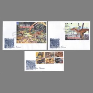 FDC of papua_new_guinea_2004_fdc