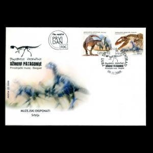 FDC of serbia_2009_fdc