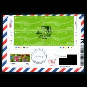 FDC of singapore_2015_fdc_used3