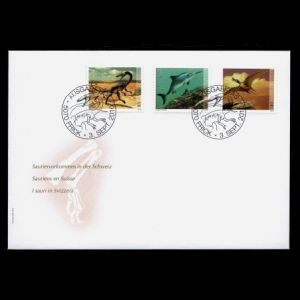 FDC of switzerland_2010_fdc