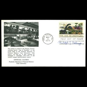 FDC of usa_1970_fdc_signed