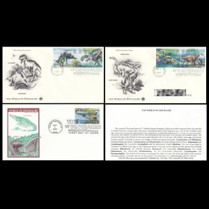 FDC of usa_1997_fdc2