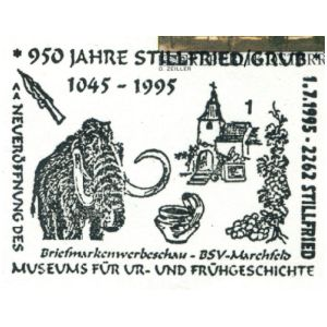 rectangular commemorative postmark example