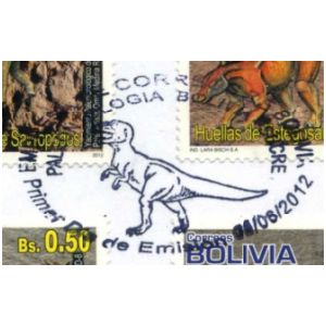 bolivia_2012_pm_fdc stamps