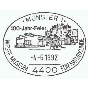 germany_1992_pm3 stamps