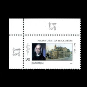 germany_2007_senckenberg stamps