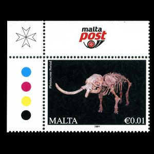 Dinosaurs on stamp of Mali 1984
