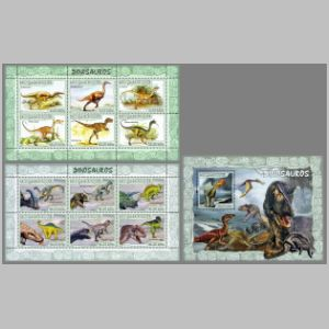 mozambique_2007 stamps