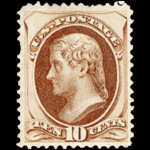 stamp usa_1879_jefferson
