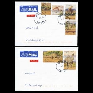australia_1993_env_used1 stamps