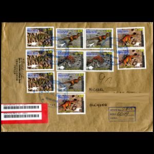 bolivia_2012_env_used stamps