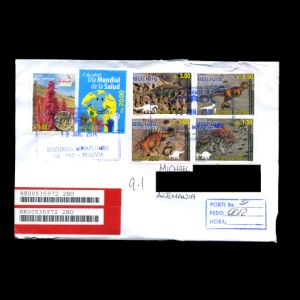 bolivia_2012_env_used3 stamps