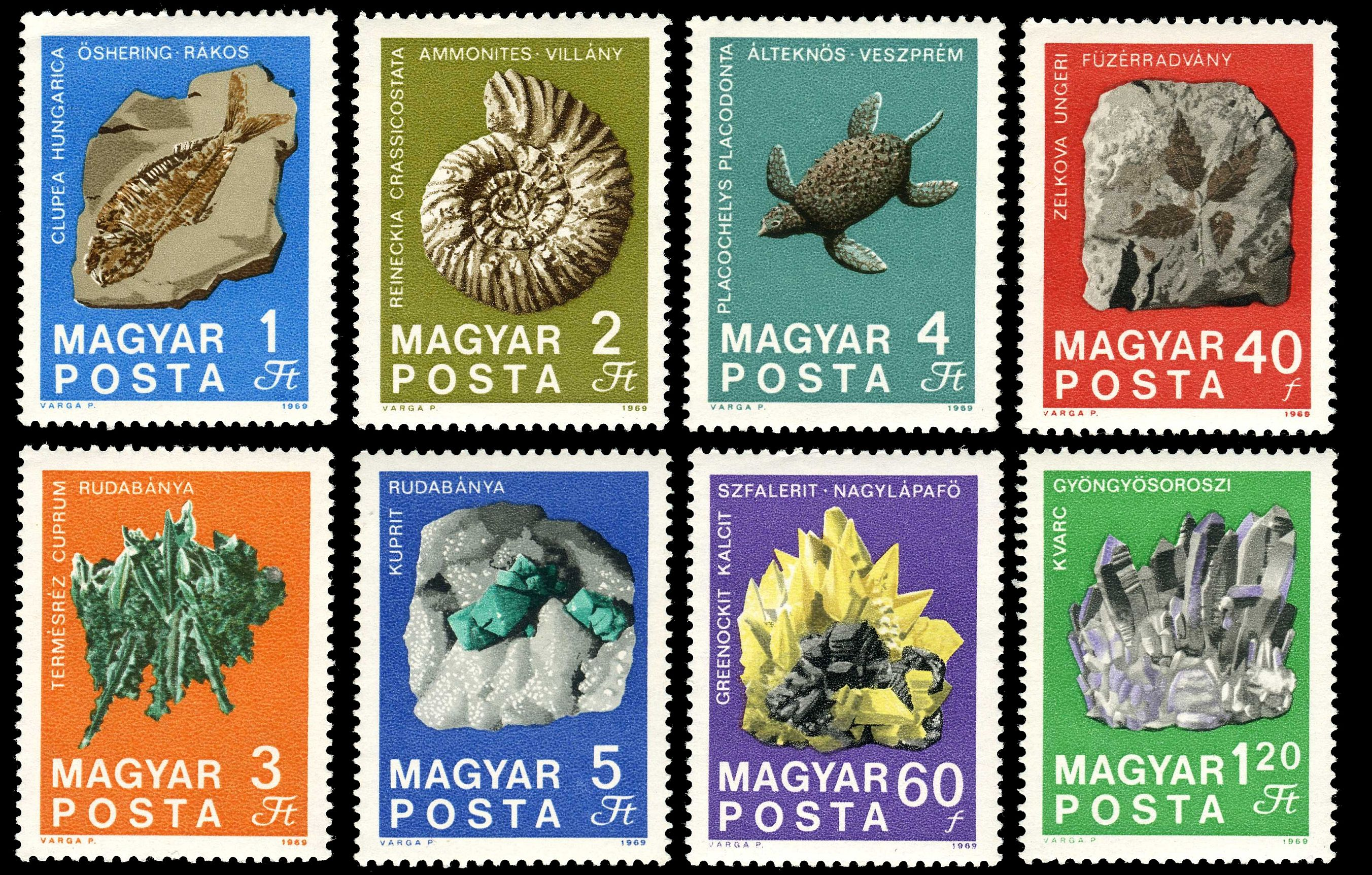 dinosaurs prehistoric animals fossils stamps 1960 1969