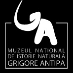 Mammoth on logo of Natural History Museum of Grigore Antipa